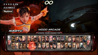 DOWNLOAD!! TEKKEN 6 PARA CELULARES ANDROID SEM EMULADORES (APK+ OBB) 40 PERSONAGENS