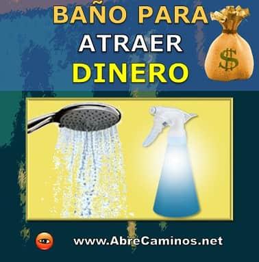 Baño para Dinero Abundancia y Prosperidad