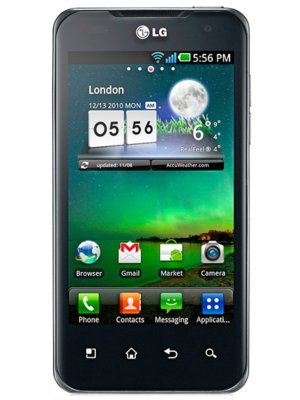 LG Optimus 2X P990 (Características, video e imágenes)