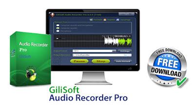 Δωρεάν GiliSoft Audio Recorder Pro 7