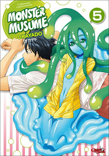 Monster Musume #5 - OKAYADO