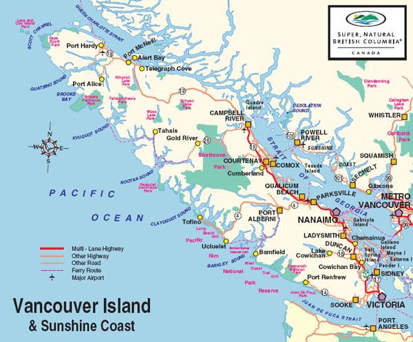 Vancouver Island Rv Home To Live In