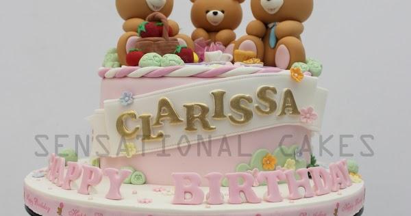 Longevity Corporate Gourmet Naughty Cakes Singapore GOLDILOCK