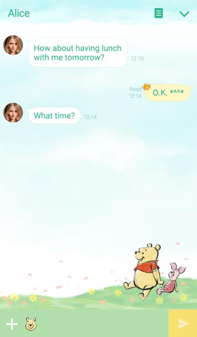 Winnie the Pooh(微风)