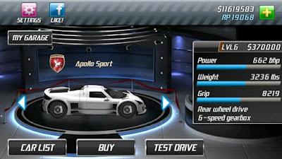 Download Drag Racing Classic v1.6.75 Apk Screenshot 3