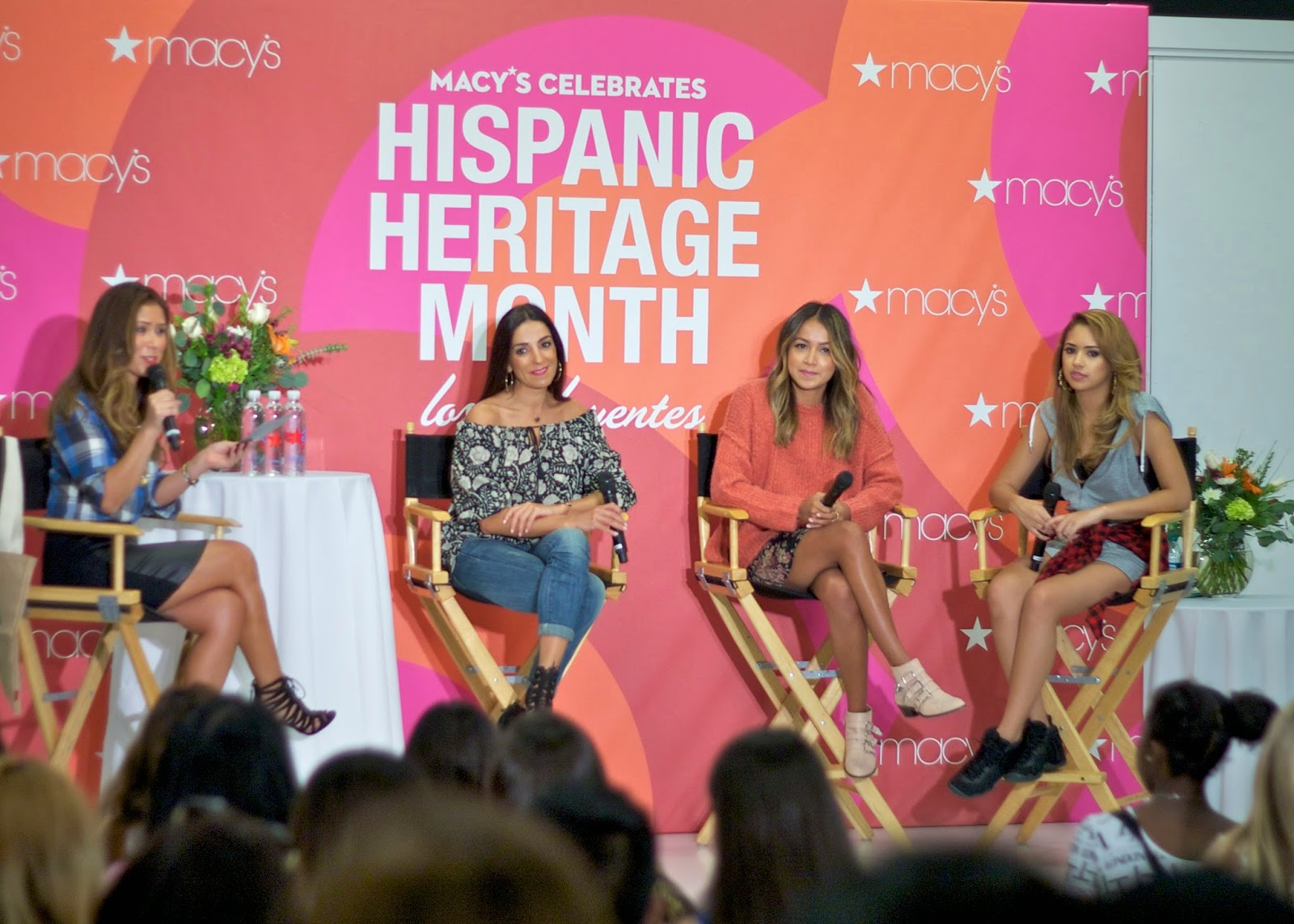 Hispanic Heritage Month at Macys, macys fashion valley, fashion valley mall, malls in san diego