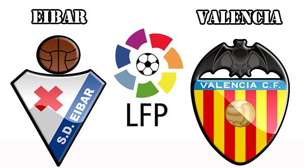 Prediksi Liga Spanyol Eibar vs Valencia