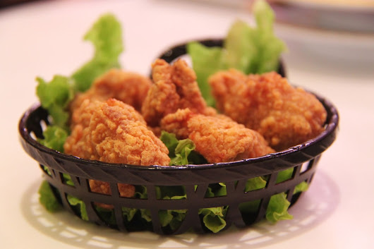 Crispy Fried Chicken ~ E-World Cooking-The World Most Popular Food.