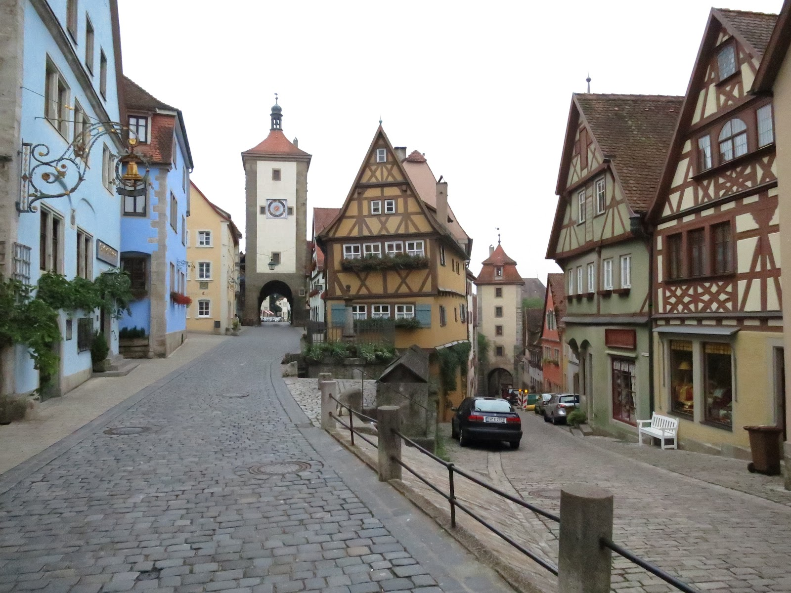Leonardo旅遊小記: 德國(08/17)一 羅滕堡(Rothenburg)