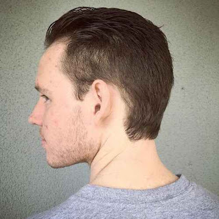 Men Haircut For Thin Hairs