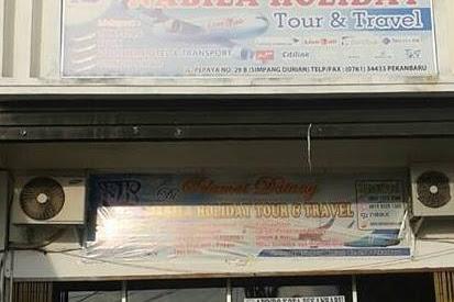 Lowongan Kerja Pekanbaru : Nabila Holiday Tour & Travel April 2017