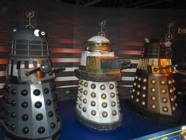 Generations of Daleks Doctor Who Experience