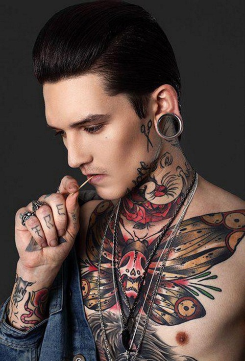 perfection tattoos sexy tattoo ideas for men. Black Bedroom Furniture Sets. Home Design Ideas