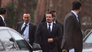 ex-PM Hariri 'detained in Saudi Arabia'