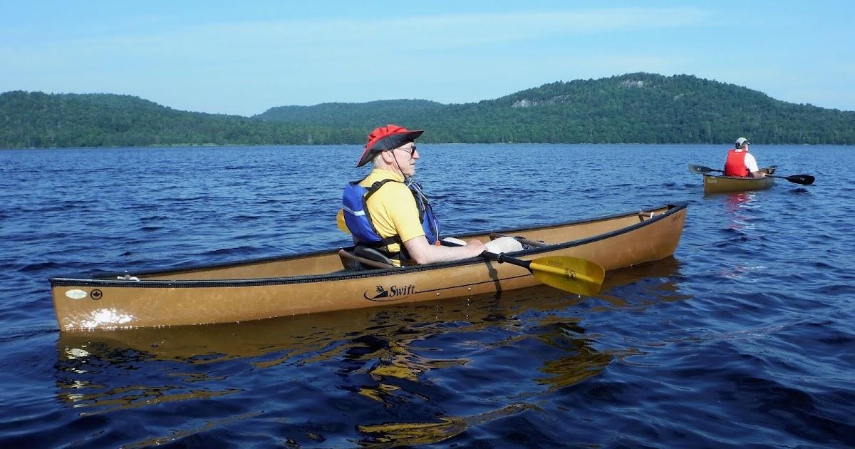 LAKE LILA canoeing & camping