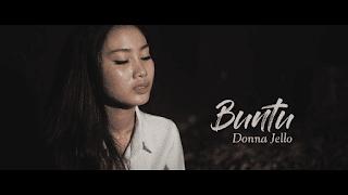 Lirik Lagu Buntu - Donna Jello