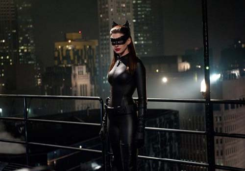 Anne Hathaway in The Dark Knight Rises Movie