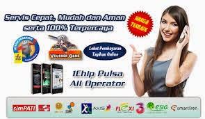 Peluang Usaha Grosir Pulsa All Operator di Bandung