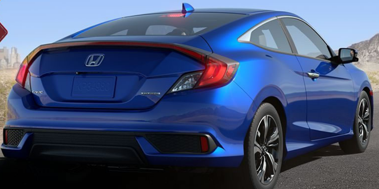 Honda Civic Coupe Australia 2017