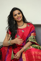 Manasa in Pink Salwar At Fashion Designer Son of Ladies Tailor Press Meet Pics ~  Exclusive 24.JPG