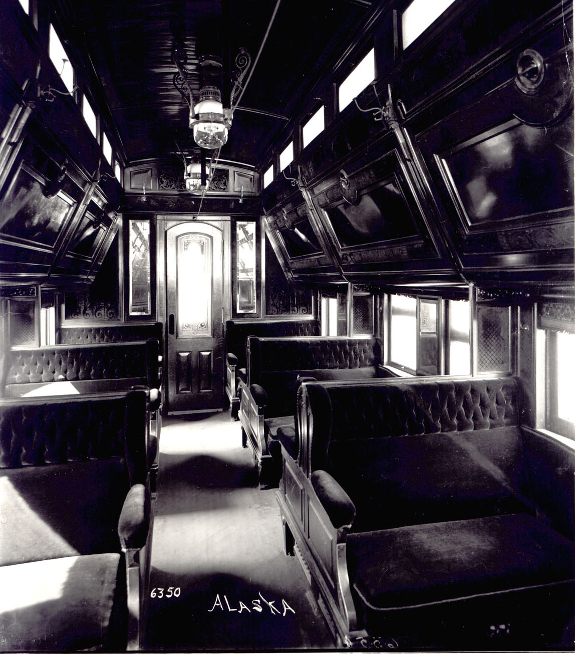 Pullman Train Cars, The Epitome Of Luxury Palace Cars