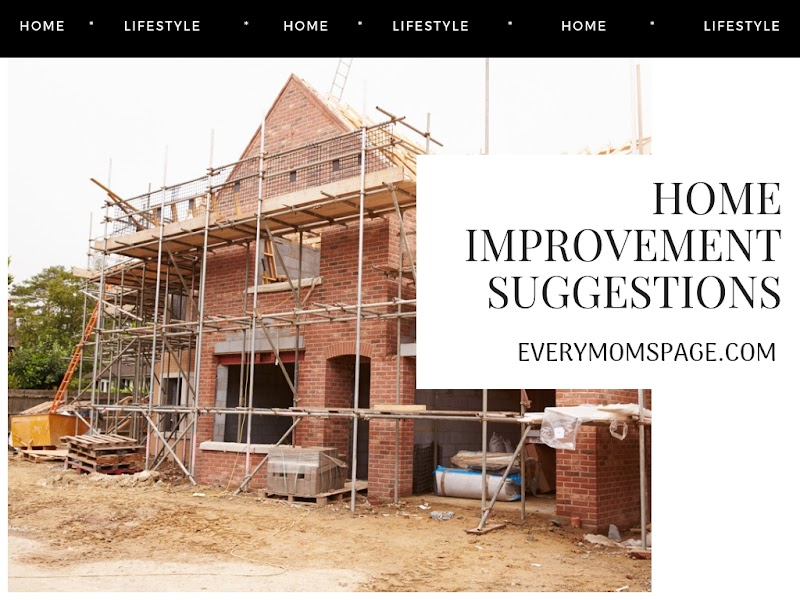 Home Improvement Suggestions