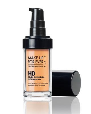 Podkład w płynie - Make Up Forever HD (Sephora)