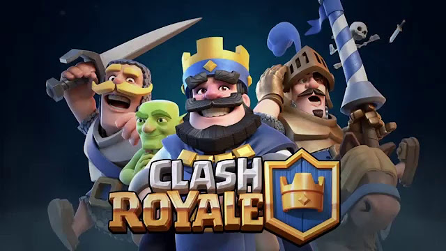 Download Game Clash Royale V.1.1.1 Untuk Android