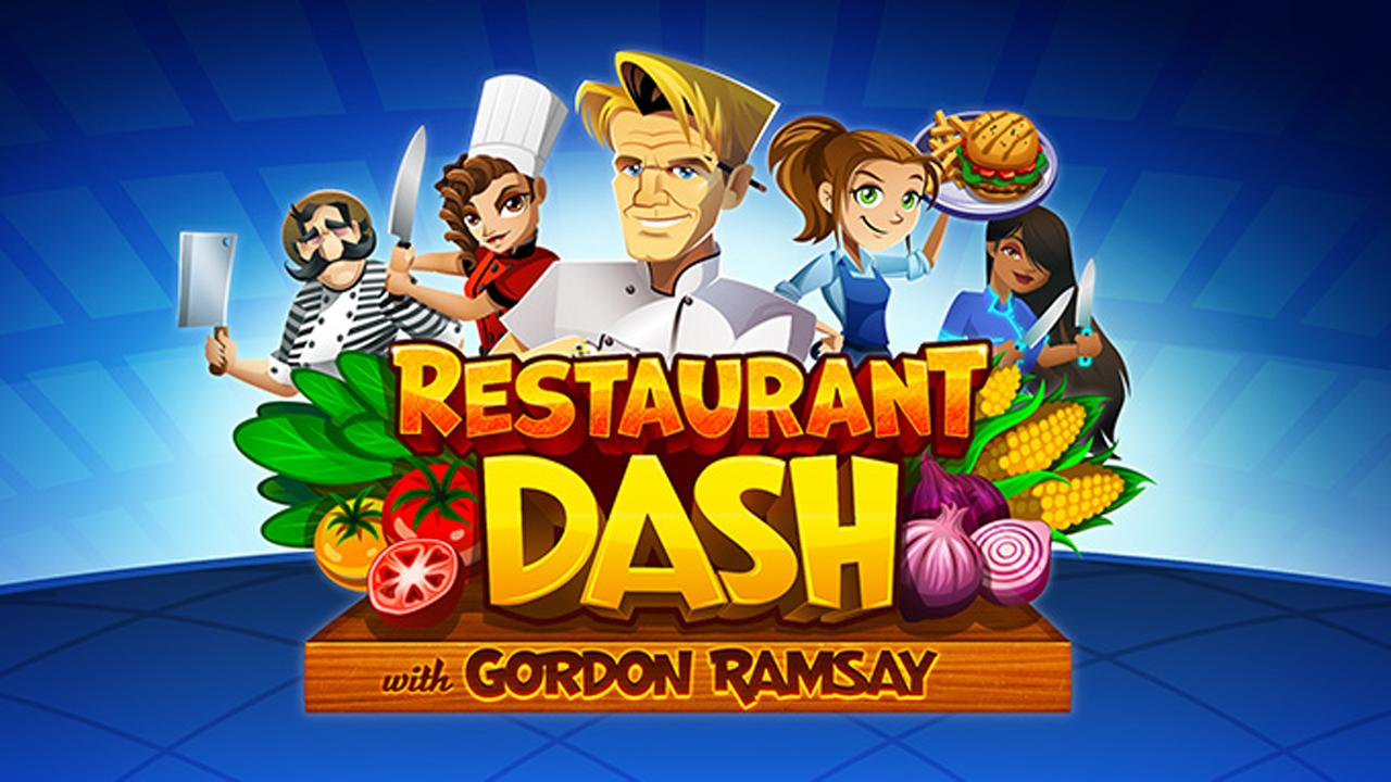 RESTAURANT DASH: GORDON RAMSAY