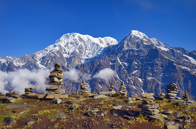 Mardi Himal Trek 2018