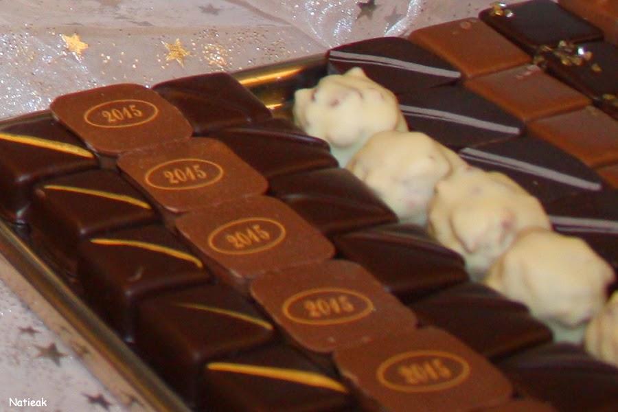 Chocolat nouvel an