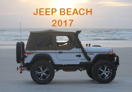 Jeep Beach Is A Family Event With Over 2000 Jeeps Showing Up For Almost Full Week Of Activities