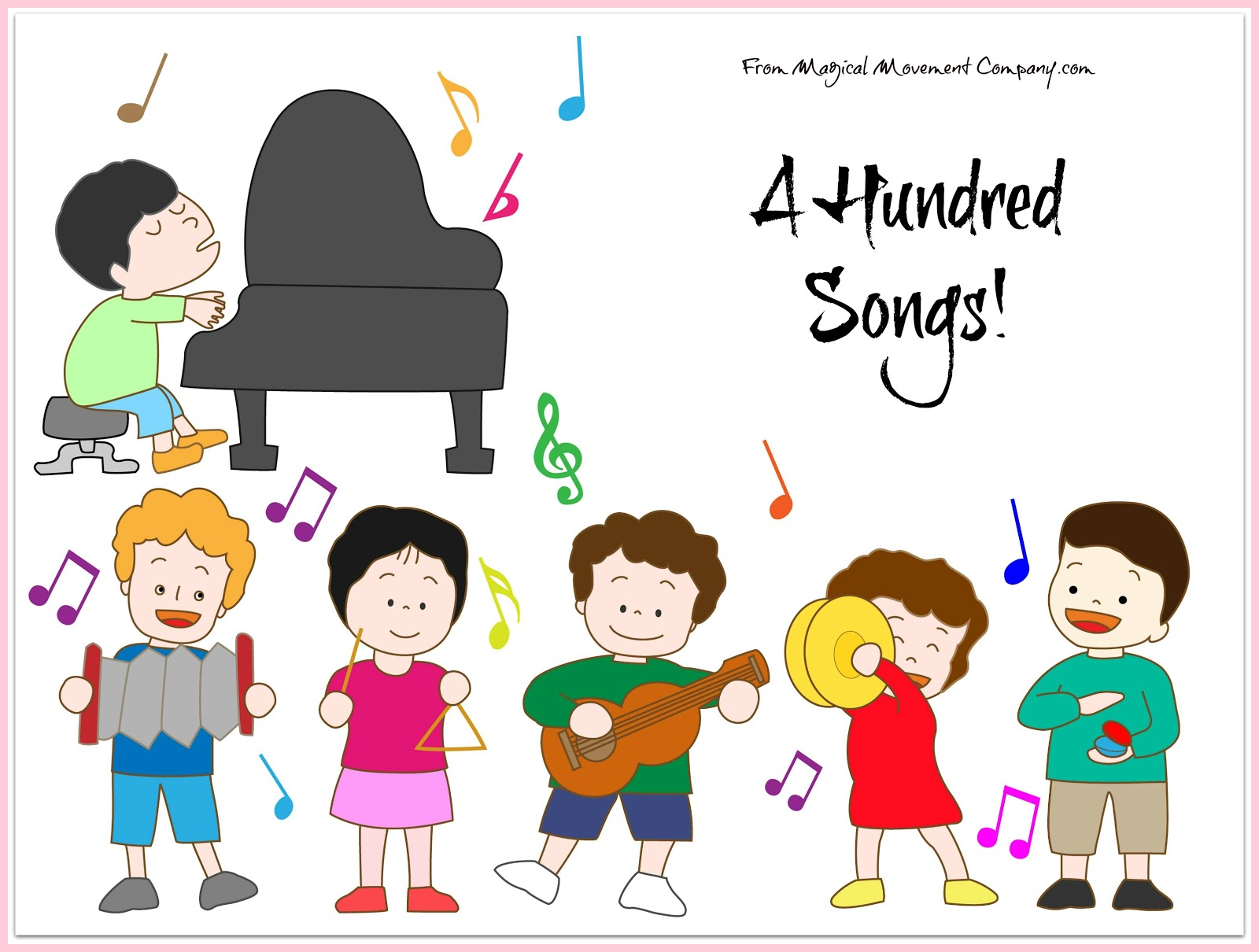 Musicallymontessori100 Songs Children Love In The Montessori Music