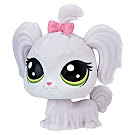 Littlest Pet Shop Series 1 Family Pack Duchess Malteaser (#1-110) Pet