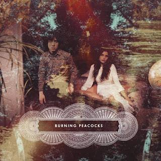 Burning Peacocks - Burning Peacocks EP