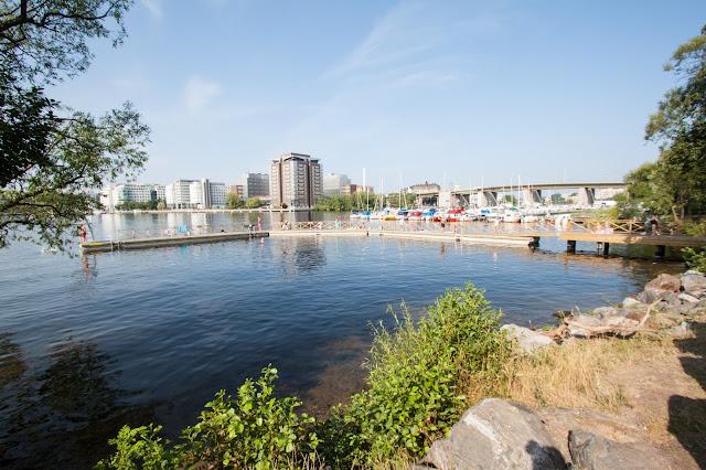Parco Tanto-Isola di Sodermalm-Stoccolma