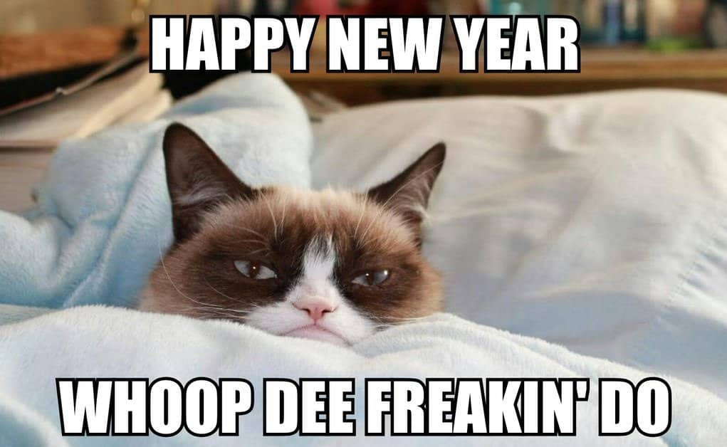 Funniest Meme Of 2018 : Happy new year meme most funny