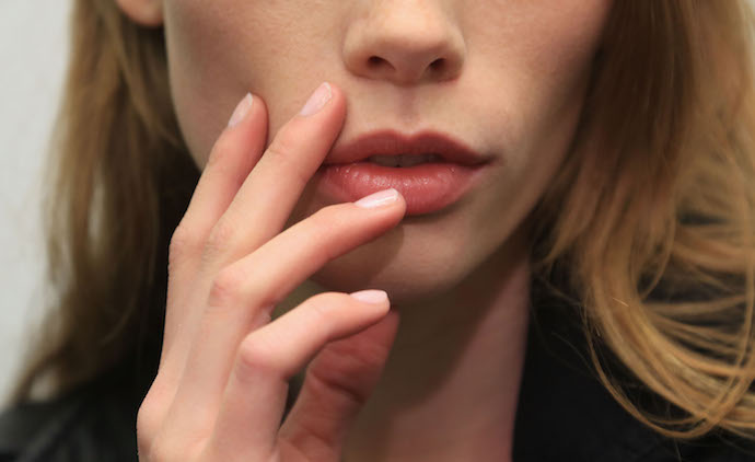 NYFW Fall/Winter 2016 nail trends Altuzarra