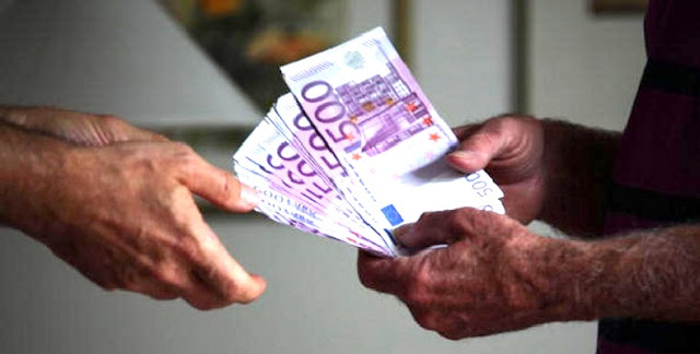 Two persons arrested for money falsification in Kosovo