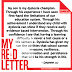 My Red Letter 2017 - E002 - Leanne