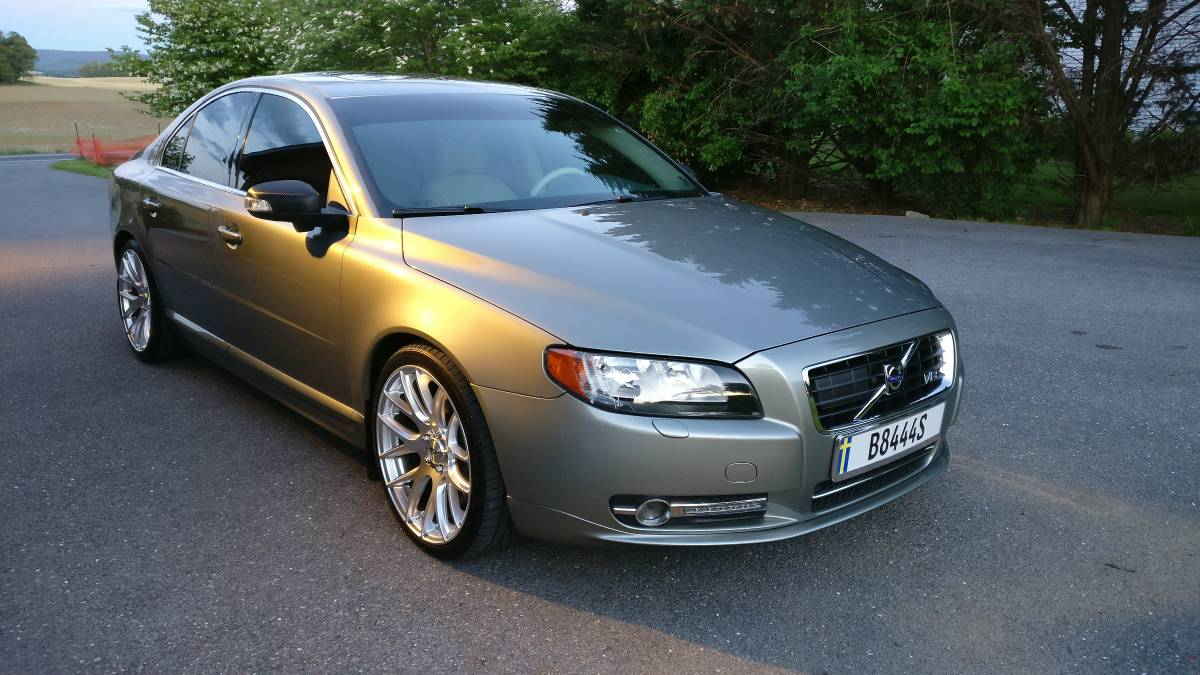 If he s cut off the mufflers as stated in text this thing is going to be beastly sounding find this 2007 volvo s80 offered for 14 999 in chambersburg