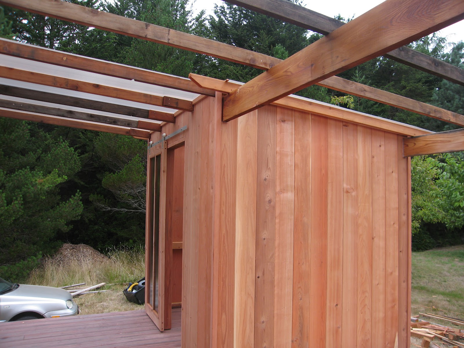 Building Mom S Yurt A Blog Is There A Bathroom In Your