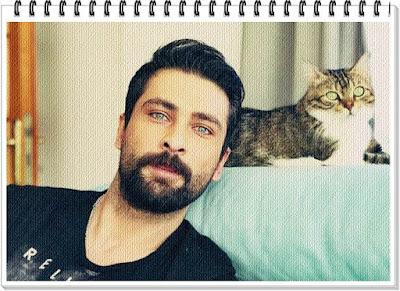 wiki poze rare cu onur tuna si iubita lui pisica