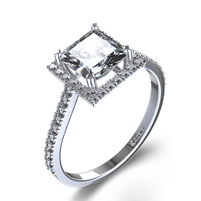 Halo engagement rings, how is the design?