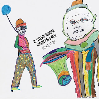 R. Stevie Moore & Jason Falkner's Make It Be