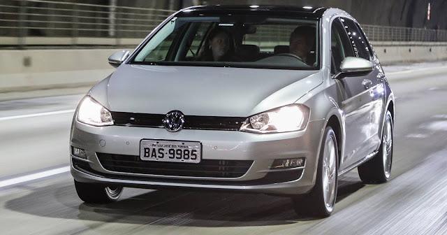 Todos VW com motor TSI fazem 0 a 100 km/h abaixo de 10s