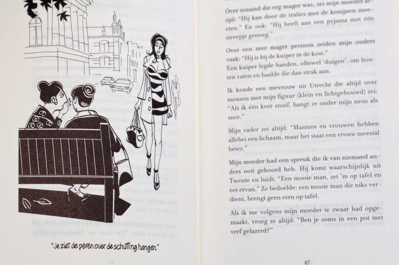 Connies Boekenblog Recensie Mijn Moeder Zei Altijd Jaap