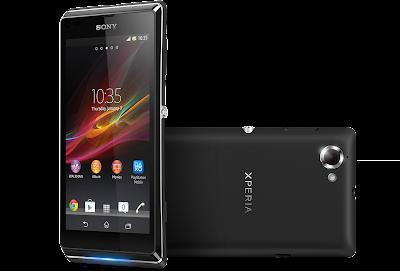 Sony Xperia L C2105 - Harga, Spesifikasi, Kelebihan dan Kekurangan