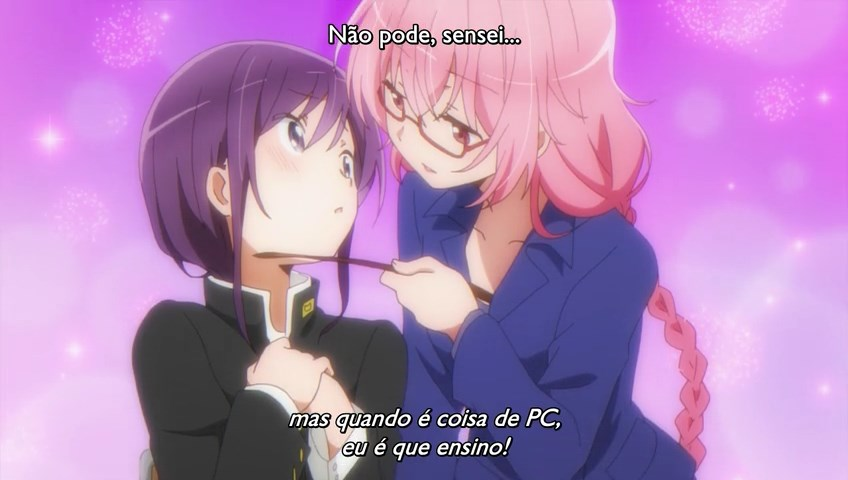 Comentando Comic Girls Ep 4