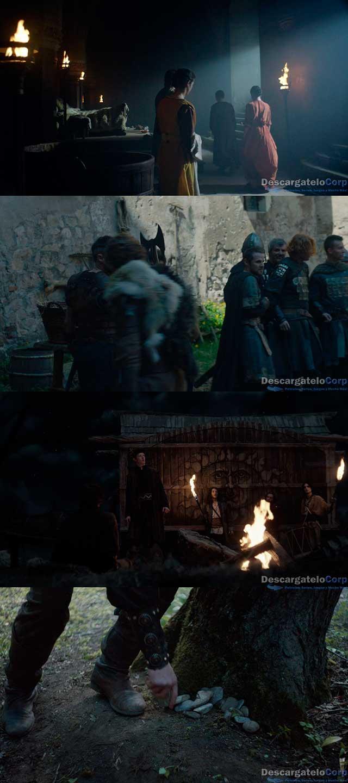 Dragonheart 4 Corazón de Fuego (2017) HD 720p Latino Dual